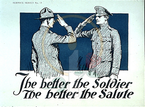 The Better the Soldier