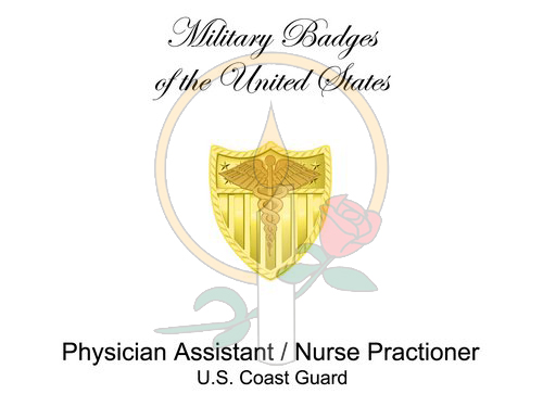 Badge Card, Physician Assistant / Nurse Practioner