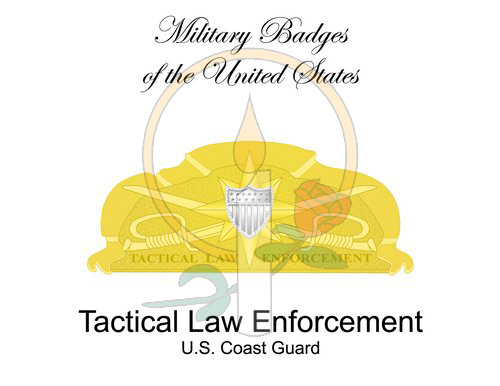 Badge Card, Tactical Law Enforcement