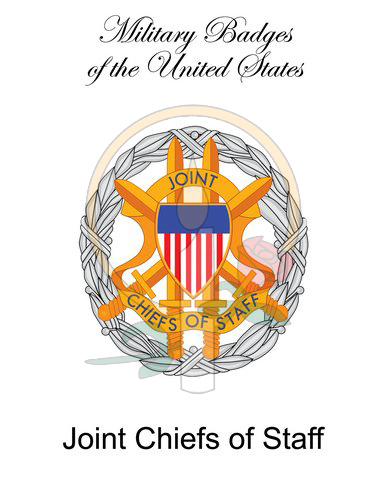 Badge Card, Joint Chiefs of Staff