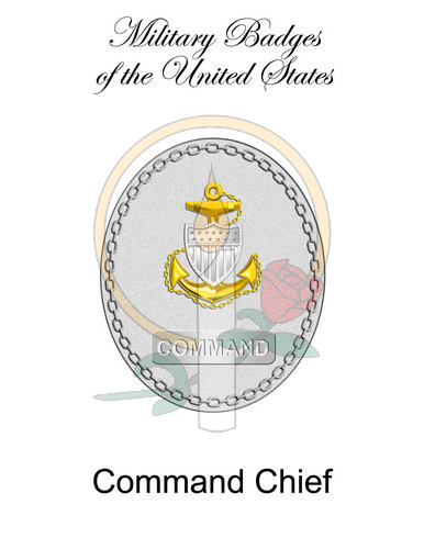 Badge Card, Command Chief