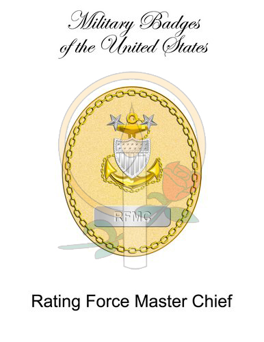 Badge Card, Rating Force Master Chief