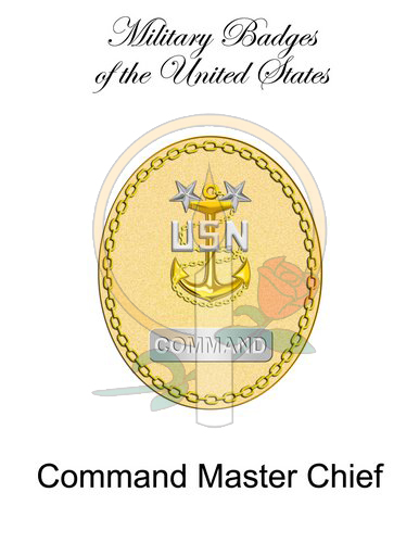 Badge Card, Command Master Chief