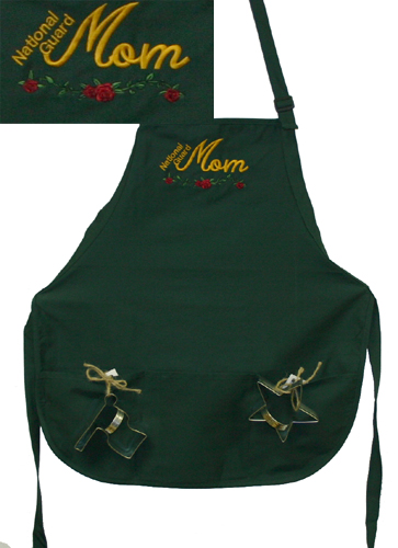 Apron, Natl Guard Mom