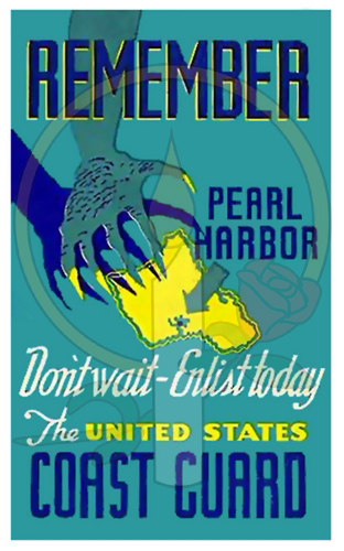 Remember Pearl Harbor (claw)