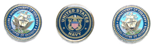 Navy Markers