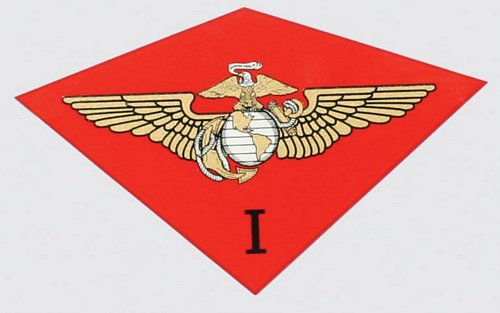1st Marine Air Wing Decal