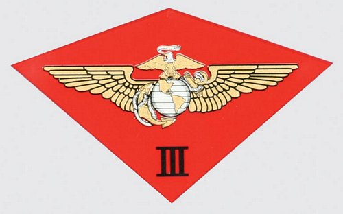 3rd Marine Air Wing Decal