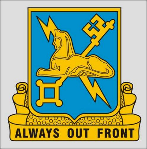 Military Intelligence Decal