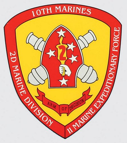 2nd Marine Expeditionary Force Decal
