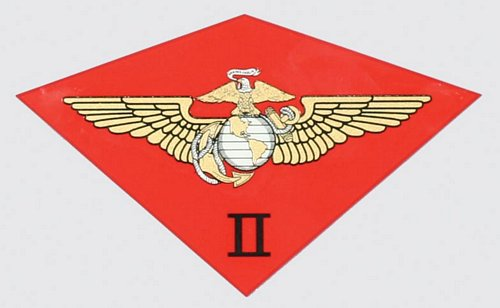 2nd Marine Air Wing Decal