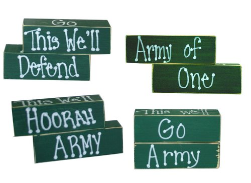 Army Block Set