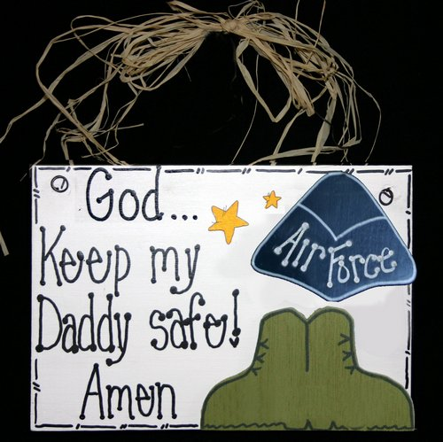Childs Prayer, Air Force