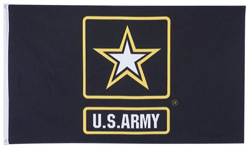 U.S. Army Star 3 ft x 5 ft Flag