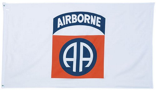 82nd Airborne AA Flag 3 ft x 5 ft