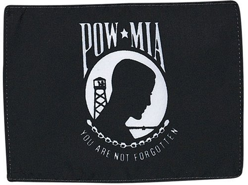 POW / MIA Desk Flag 4 in x 6 in