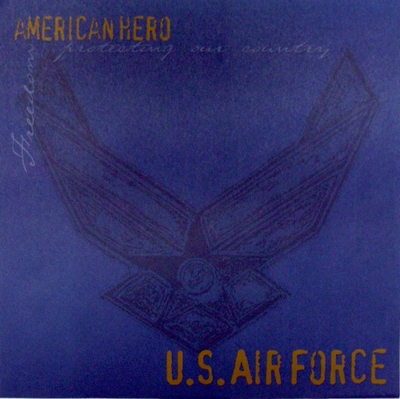 Paper, Air Force Icon