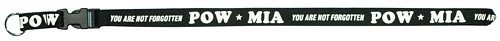 POW / MIA Lanyard (Silk-Screened)