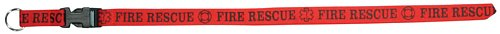 Fire & Rescue Lanyard (Silk Screened)