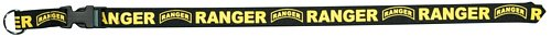 Army Ranger Lanyard (Silk Screened)