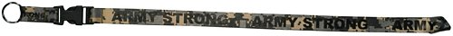 ACU Digital Camo - Army Strong - Imprint Lanyard