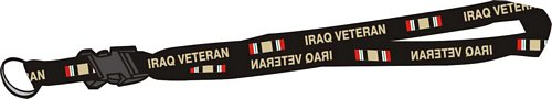 Iraq Veteran Lanyard