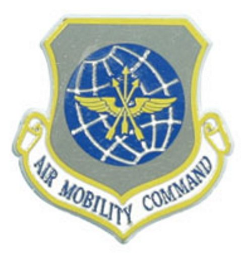 Air Mobility Command Magnet