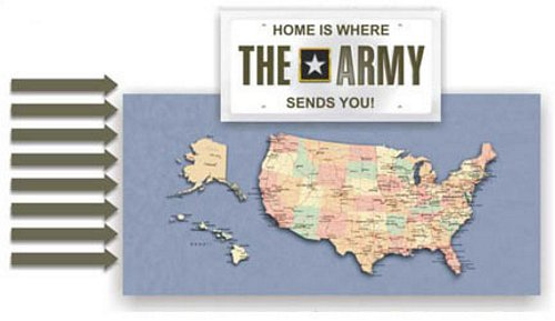 US Army Home is...