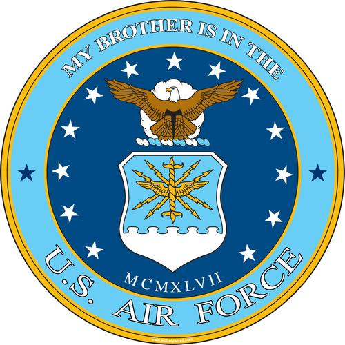 Air Force, Brother is in
