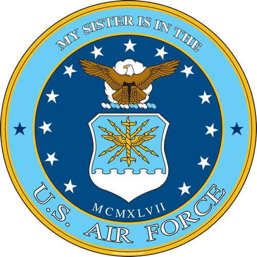 Air Force, Sister is in