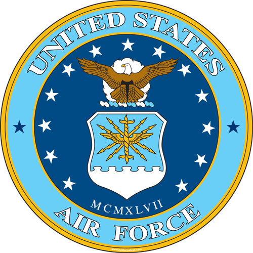 Air Force Emblem, Generic