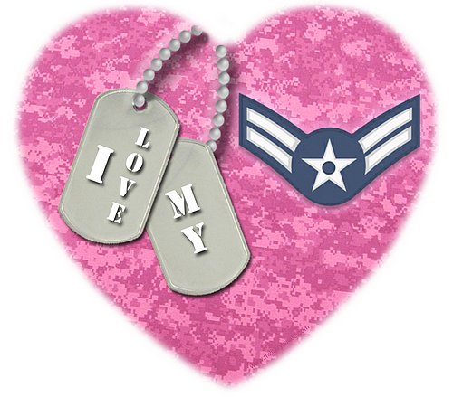 I love my Airman First Class (E3)