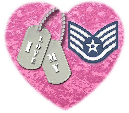 I love my Staff Sgt (E5)
