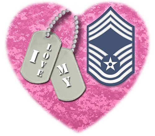 I love my Chief Master Sgt (E9)