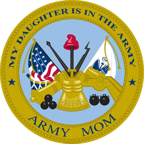 Army Mom, Seal Daughter Serves