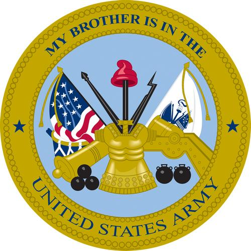 Army, Brother is in