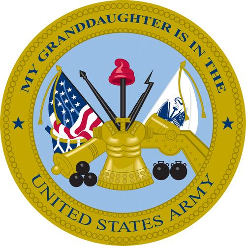 Army, Granddaughter is in