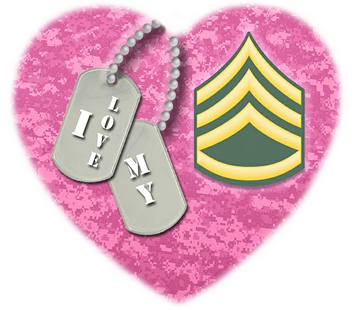 I love my Staff Sgt (E6)