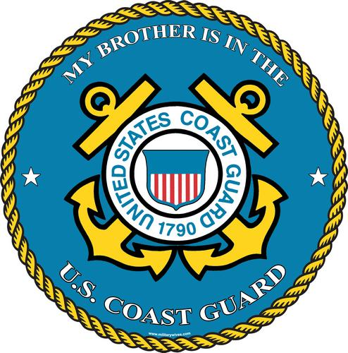 Coast Guard, Brother is in