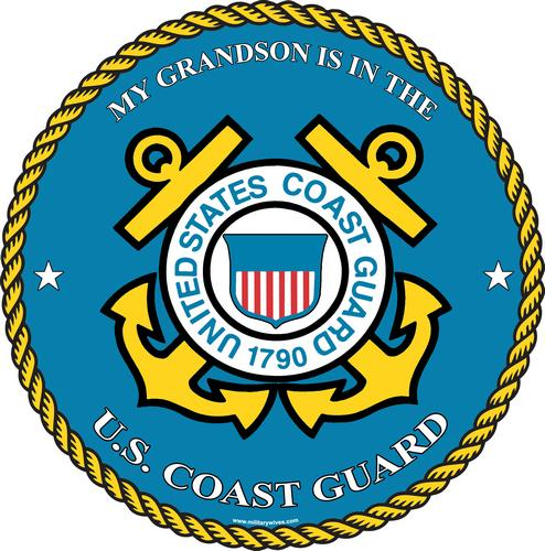 Coast Guard, Grandson is in