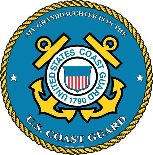 Coast Guard, Granddaughter is in