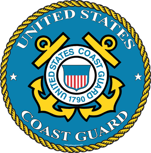 Coast Guard Emblem, Generic