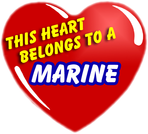 Heart Belongs, Marine