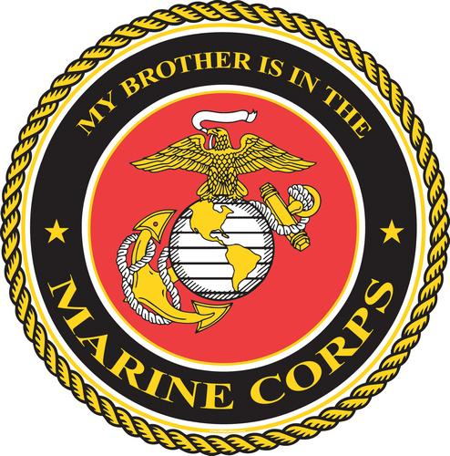 Marine, Brother is in