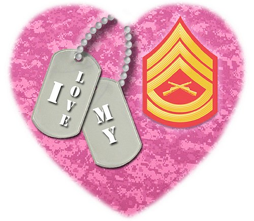 I love my GYSGT (E7)