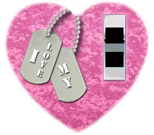 I love my Warrant Officer - Army (CWO2)