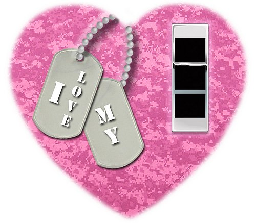 I love my Warrant Officer - Army (CWO3)