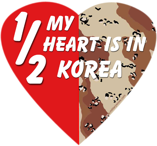 Half My Heart, Korea