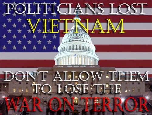 Politicians Lost Vietnam