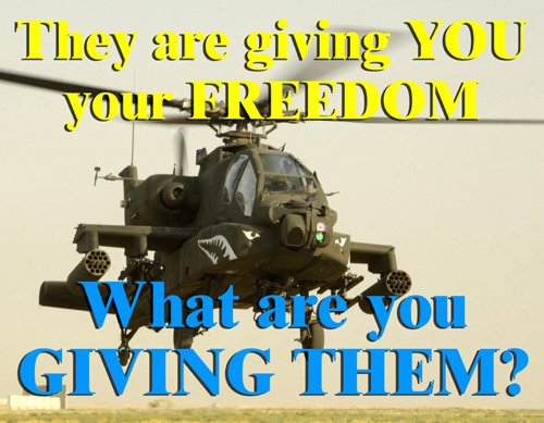 Giving You Your Freedom - Apache